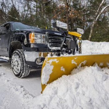 Snow Removal & Plowing
